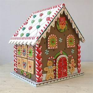 gingerbread house advent calendar by little ella james ...