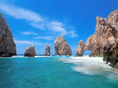 Cabo San Lucas Mexico Wallpapers Hd Wallpapers Id 5824