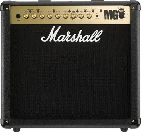 li marshall a le le guitariste marshall mg50fx combo 50w effets numeriques