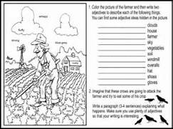Adjective Worksheets 19 Best Images Of Adjective Sort Worksheet Kindergarten Adjective Worksheets Guruparents 9 Best Images Of Printable Kindergarten Worksheets On