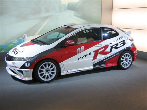 Honda Civic Type R Rally Car 2007.jpg