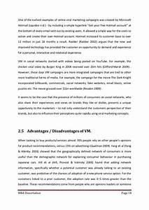 marketing dissertation topics 2017