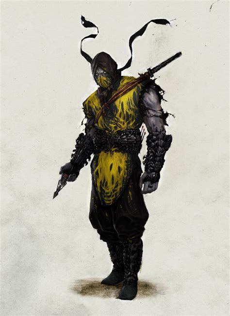 Ridiculously Awesome Unused Mortal Kombat Character Models
