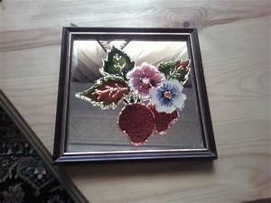 Peinture Argentée Spéciale Miroir : peinture sur miroir et vitre mes traveaux manuels ~ Dailycaller-alerts.com Idées de Décoration
