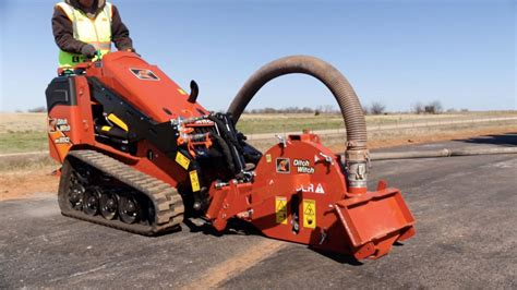 mt microtrencher ditch witch offers  tool  residential fiber installation