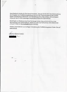 Kfz Steuer Berechnen 2014 : nr 1183 schriftwechsel mit fa wegen abgabenordnung sog ~ Themetempest.com Abrechnung