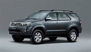 Toyota Now Offers Manual Transmission Fortuner