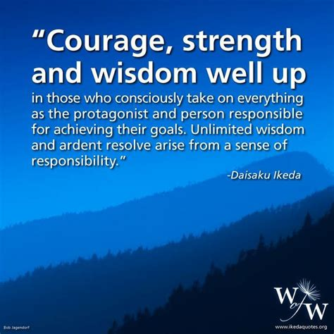wisdom  courage quotes quotesgram