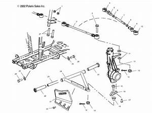 2001 Polaris Sportsman 400 Parts Manual