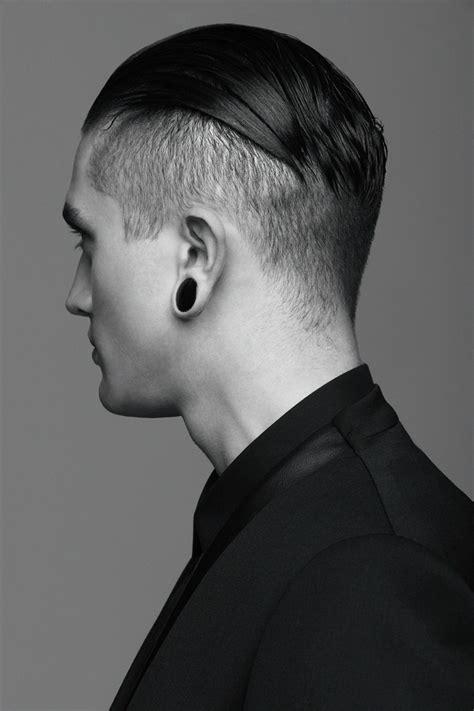 undercut hairstyle  stylish  hommes malaysias
