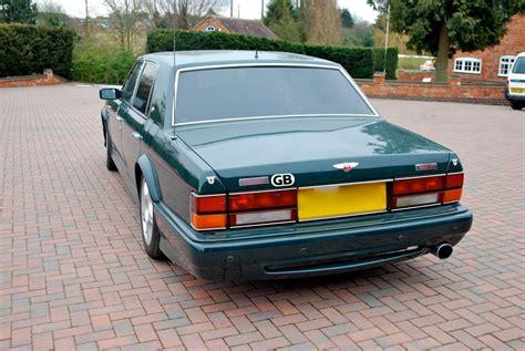 bentley turbo bentley turbo rt mulliner wch66731 bentley register