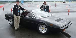 Young Drivers Learn To Drive Stick In Gorgeous Classic