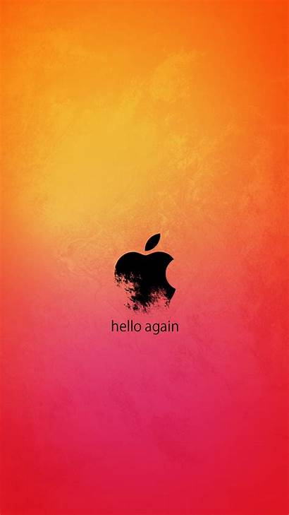 Apple October Event Backgrounds Hello Iphone Wallpapers