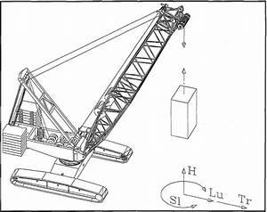 Mobile Crane Parts Diagram