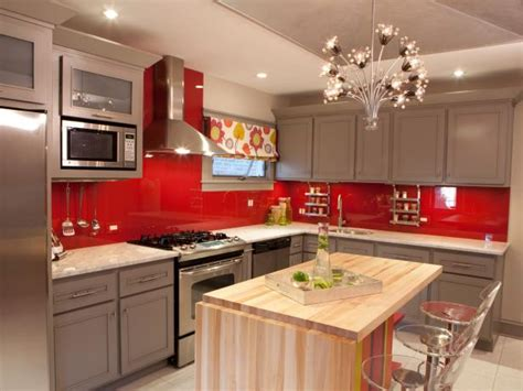 Red Kitchen Paint Pictures, Ideas & Tips From Hgtv  Hgtv