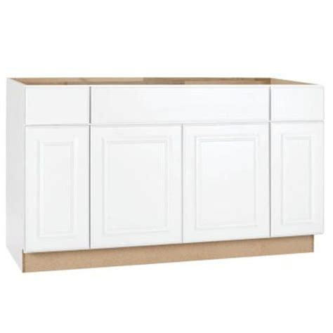 raising kitchen base cabinets hton bay 60x34 5x24 in hton sink base cabinet in