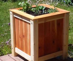 Bac En Bois Pour Potager : bac fleurs en bois faire soi m me plus de 52 id es diy ~ Dailycaller-alerts.com Idées de Décoration