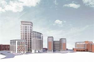 Plans to build 600 flats in Salford Quays to go before ...