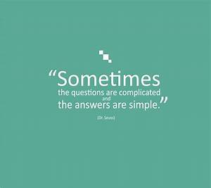 Seuss Quotes About Questions. QuotesGram