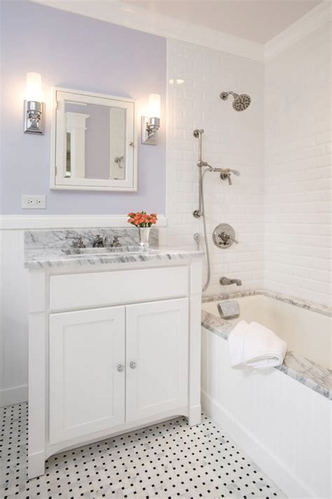 lavender and white bathroom chevy chase kids bath 183 more info