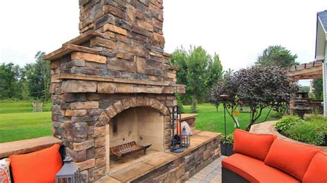 outdoor fireplace chimney design outdoor fireplace designs moscarino outdoor creations