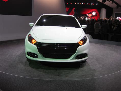 Dodge Dart Fiat by File Quot 12 Dodge Fiat Dodge Dart At Naias 2012 Front