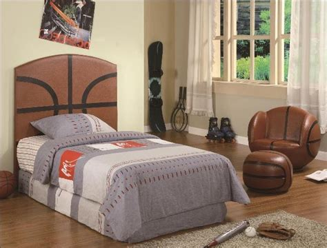 Redecorating Your Child's Room In A Sporty Theme The