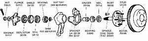Rear Suspension  Spindle  Control