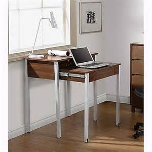 computer desk space saving desks retract student dorm