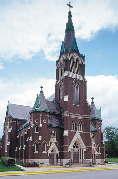 ss james  patrick parish diocese  springfield