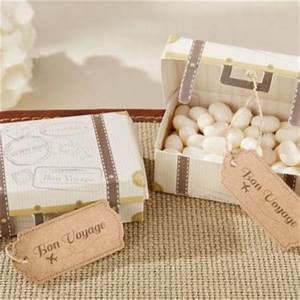 vintage suitcase wedding favor boxes 24ct party city With party city wedding favors