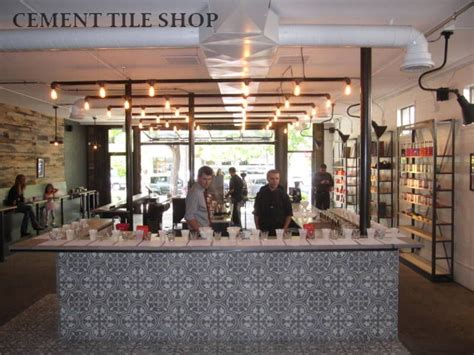 aviano coffee denver colorado cement tile shop