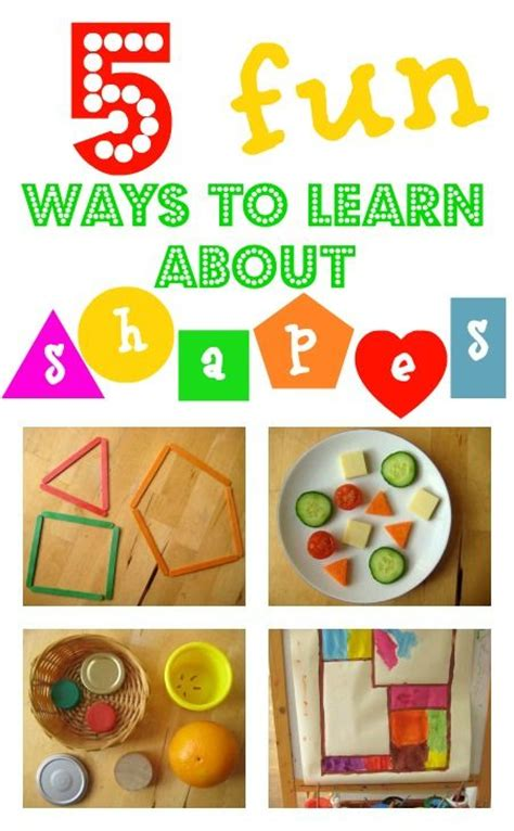 106 best images about shape crafts and activities on 499   a591d4b484b52b891e67619d432daa07 teaching shapes preschool shapes