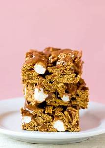 Golden Grahams S'mores Bars | Brown Eyed Baker