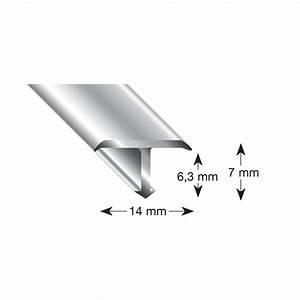 T Profil Alu : t profil alu silber eloxiert 14 7 2700 mm ~ Frokenaadalensverden.com Haus und Dekorationen