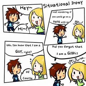 Situational Irony by IMLazyCat on DeviantArt