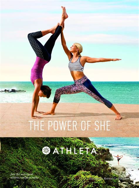 Athleta's Latest Campaign Is About Way More Than Workout ...