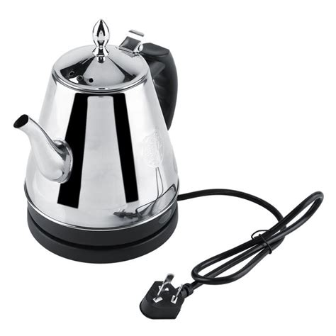 kettle electric water stainless steel pot heating boiler coffee boiling heat preservation 1l fast 2l kettles tea drip