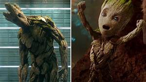 'Guardians Of The Galaxy Director Reveals Groot Actually ...