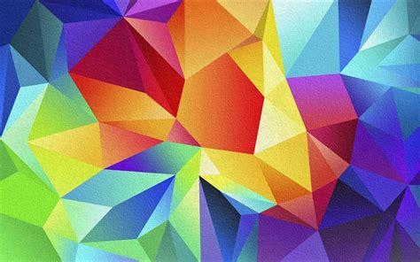 Shapes Background Geometric Shapes Wallpaper Wallpapersafari