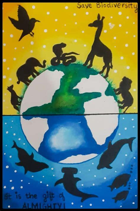 biodiversity poster making   poster making poster