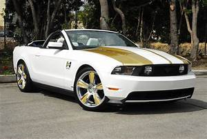 100 Hot Cars » Blog Archive » Hurst Performance 2010 Mustang GT Convertible Review