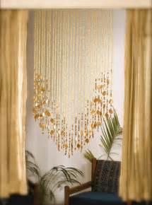 beautiful bohemian beaded curtains decor ideas 36