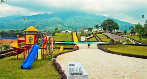 tempat wisata alam  anak  bandung