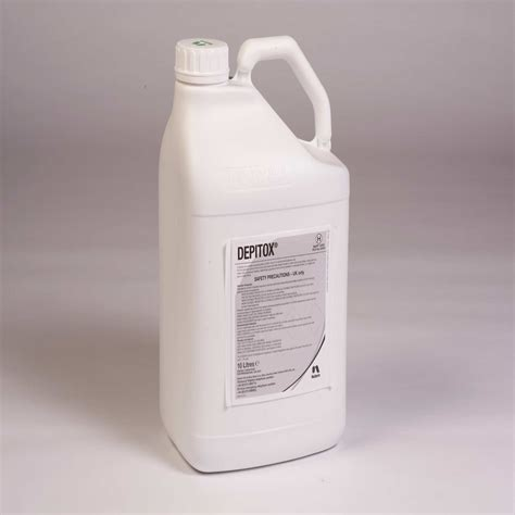 depitox  weed killer herbicides green tech