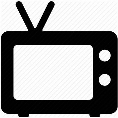 Tv Icon Television Icons Retro Folder Transparent