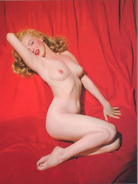 Marilyn Monroe Never Seen Before Nude Calendar Pictures