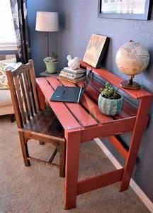 Diy, Desk, Plans