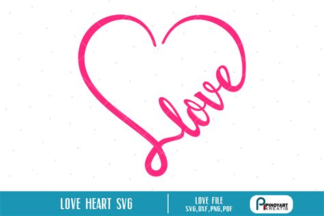 Browse 50 vector icons about heart term. Love Heart svg - DIGITANZA