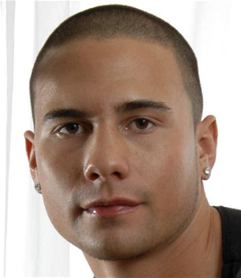 extremely short men haircuts  bald man hairstyles